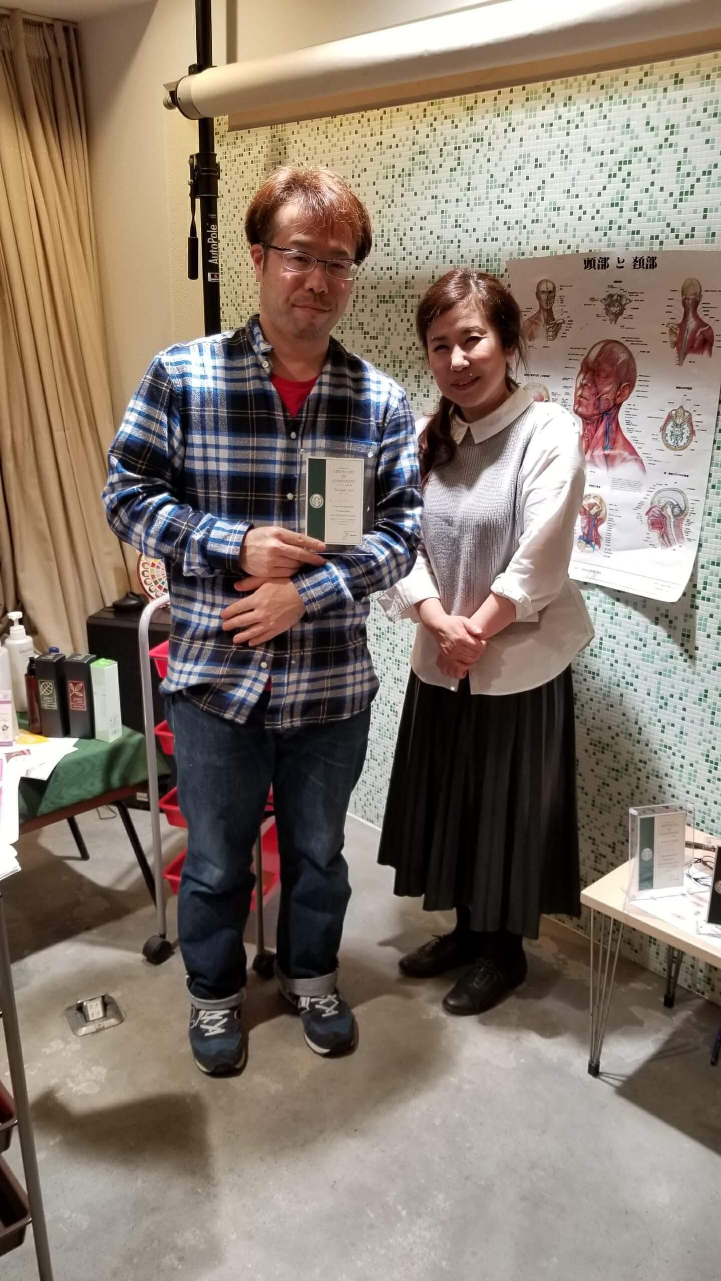 アーユルベーダのリンパマッサージ、奈良県奈良市の美容室you