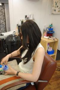 奈良県奈良市 縮毛矯正、編込みエクステが得意なサロン、美容院、美容室、シールエクステが得意なサロン、シールエクステ外し